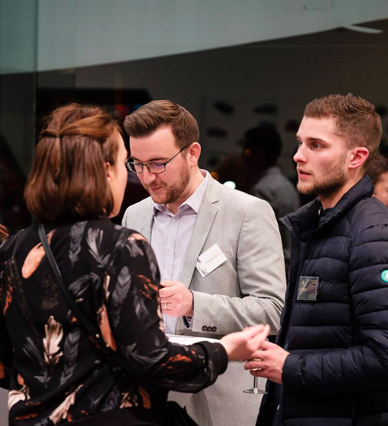 Networking Sambre Meuse Business